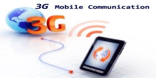 3G Mobile Communication