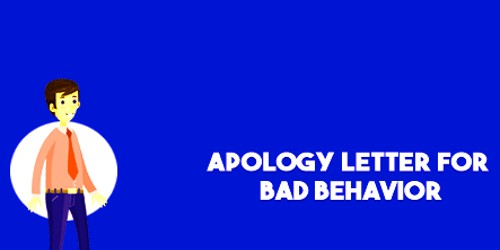 Sample Apology Letter to Boss for Misbehavior or Mistake