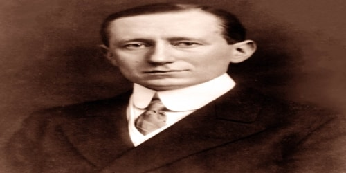 Biography of Guglielmo Marconi