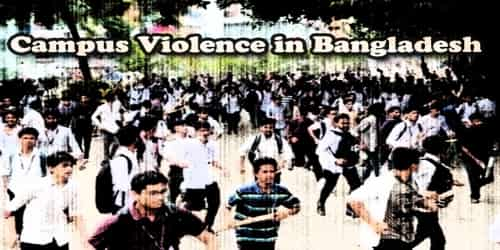 Campus Violence in Bangladesh