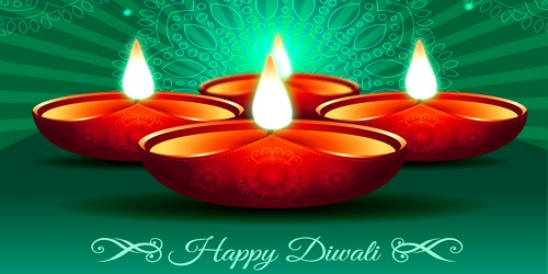 Sample Diwali Holiday Announcement by Email to Employees