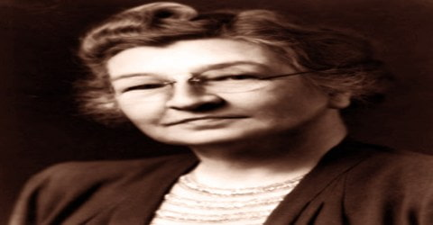 Biography Of Edith Clarke Assignment Point