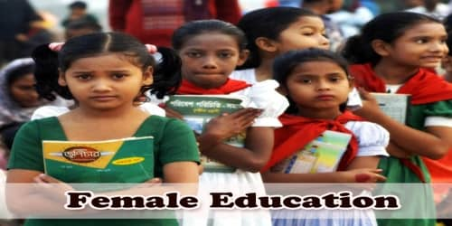 Female Education In Bangladesh