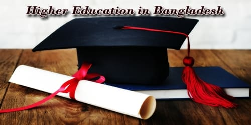 Higher Education in Bangladesh