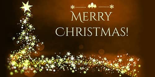 Sample Merry Christmas Wishes Letter to Clients