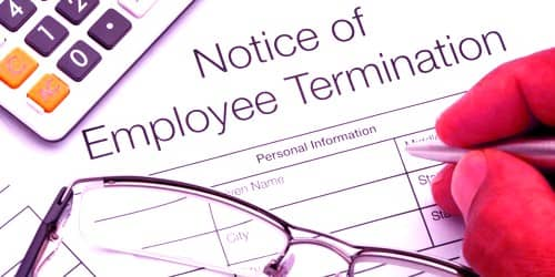 How to Write Termination Announcement Letter?