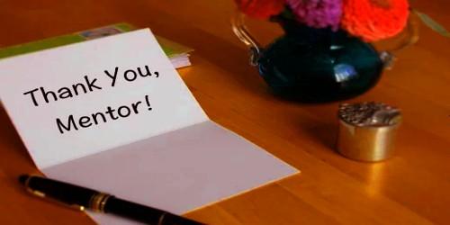 Sample Thanks Letter to Professor for Motivation