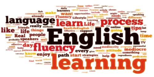 The Process of Learning English