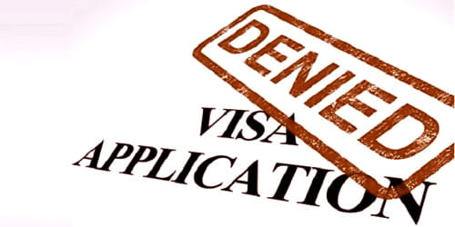 Letter Regarding Visa Delay to the Applicant from Embassy