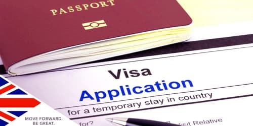 Sample Request Application for Visa for Study