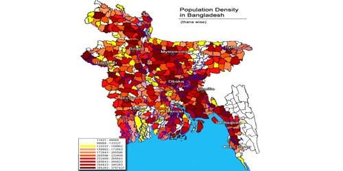 Population of Bangladesh – A Problem or Prospect
