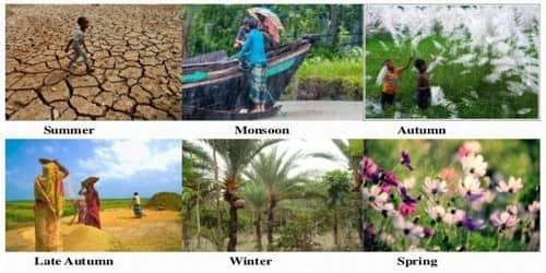 Seasons of Bangladesh