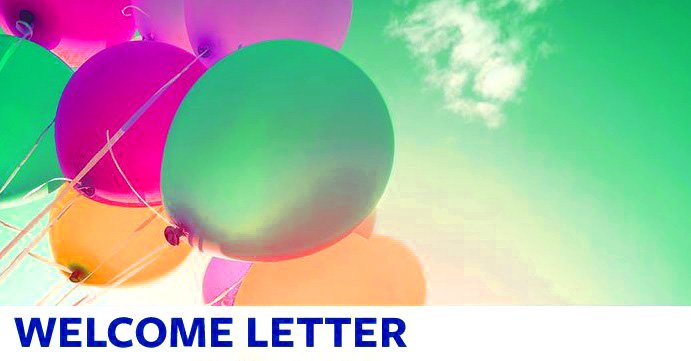 Sample Letter of Welcome to New Employees or Members