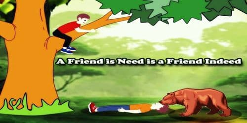 Story Of A Friend is Need is a Friend Indeed