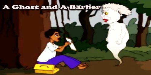 A Ghost and A Barber