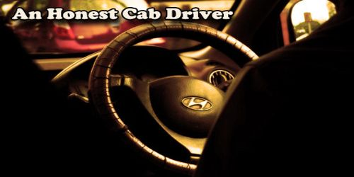 An Honest Cab Driver