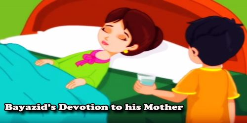 Bayazid's Devotion to his Mother