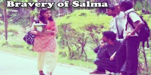 Bravery of Salma