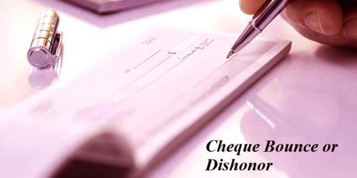 Sample Warning Letter after Cheque Bounce or Dishonor