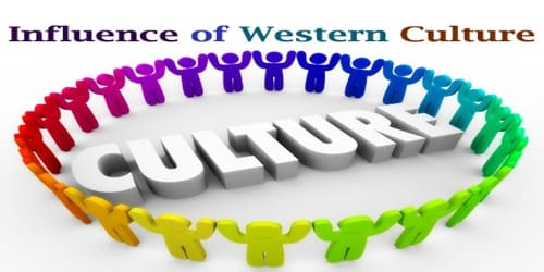 Influence of Western Culture