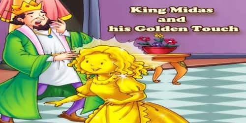 King Midas and his Golden Touch