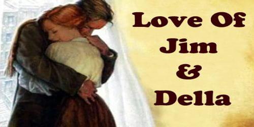 Love of Jim and Della