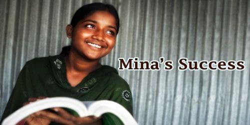 Mina's Success