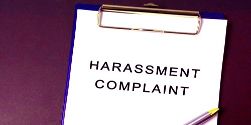 Sample Office Harassment Complaint Letter to Police