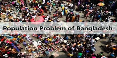 Population Problem of Bangladesh