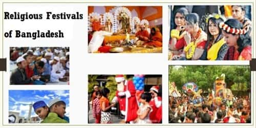 Religious Festivals of Bangladesh
