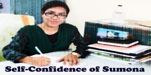 Self-Confidence of Sumona