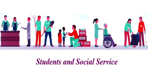 Students and Social Service