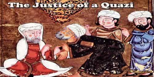 The Justice of a Quazi