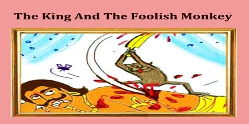 The King And The Foolish Monkey