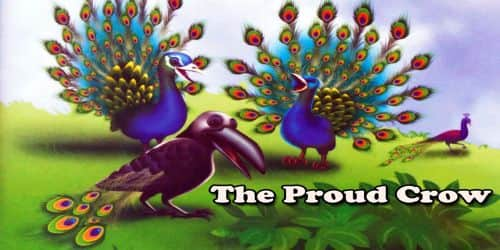 The Proud Crow