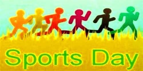 Welcome Speech sample format by Principal on Sports Day