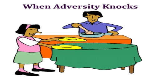 When Adversity Knocks