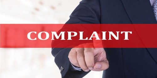 Complaint Letter to Company for Not Responding to agreements