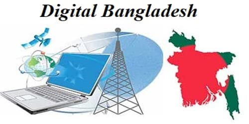 Vision of Digital Bangladesh