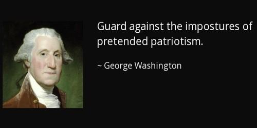 Patriotism – A Noble Virtue