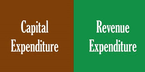 Auditor's general Duty on Capital Expenditure and Revenue Expenditure