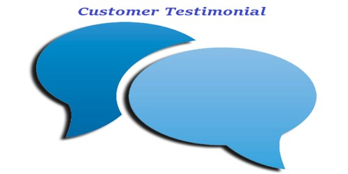 Request Letter for Customer Testimonial