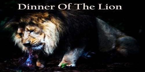 Dinner Of The Lion