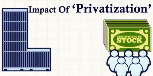 Impact Of 'Privatization'