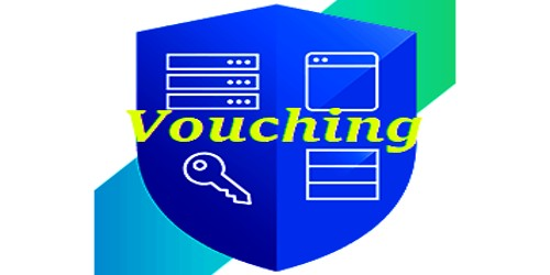 Meaning of Vouching