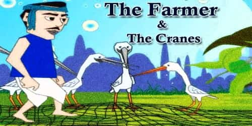The Farmer And The Cranes