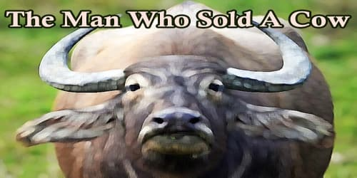 The Man Who Sold A Cow