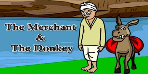 The Merchant And The Donkey