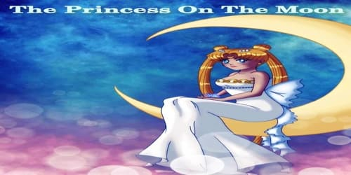 The Princess On The Moon