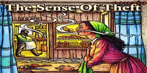 The Sense Of Theft